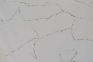 DL-19611 Utah White Quartz Stone Slab Countertop