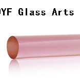 Pink Colored Borosilicate3.3 Glass Rods for Pyrex Water Pipes Production