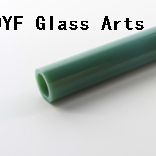 Jade Green Coloreful Borosilicate Glass Tubes