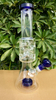QYF2389--Percolator Glass Water Pipes with Water Recycle