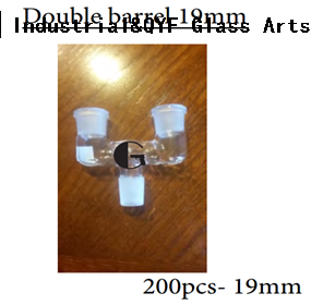 QYFBA08---Smoking Adapters for Pyrex Glass Bongs