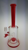 QYF2424-glass bongs made by US imported color rods