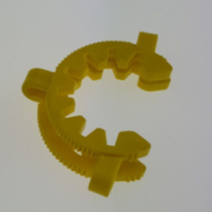 QYFBBAC01-45 mm / 29 mm plastic clips for detachable bongs
