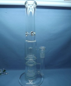 QYF2328-Percolator Glass Water Pipes for Marijuana